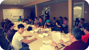 Read-through