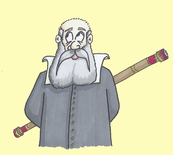 Galileo cartoon