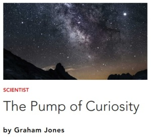 The pump of curiosity in I-M